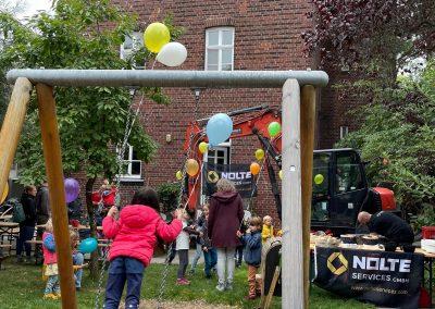 Nolte Services Fest Kita Regenbogenkinder e.V.